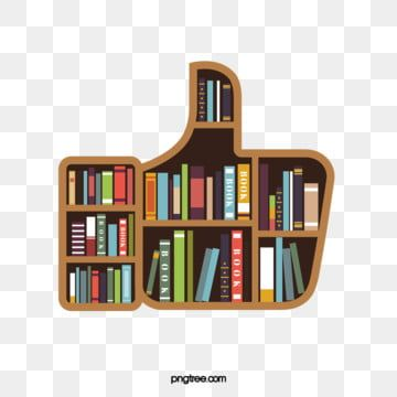 Library Bookshelf Library Bookshelf Creative Png Transparent Clipart Image And Psd File For Free Download Library Bookshelves Library Book Clip Art