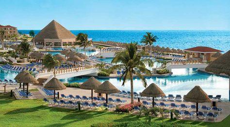 Photo de Moon Palace, Cancun, Mexique