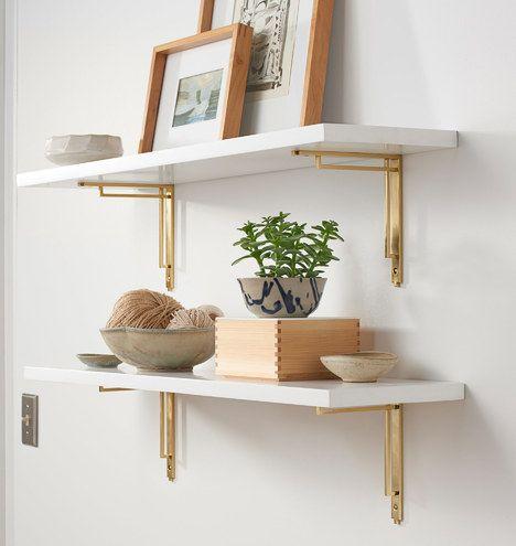 10 Stepped Shelf Brackets Shelves In Bedroom Shelves Decor