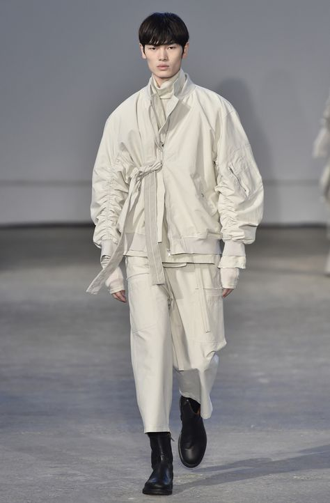 See all the looks from the Damir Doma collection.