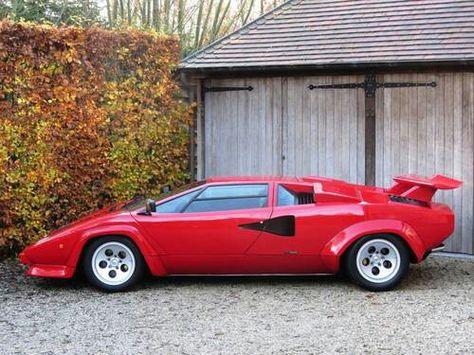 25 Best Lamborghini Countach Images On Pinterest | Car, Fast Cars And  Lamborghini