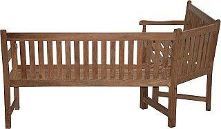 Ploss Gartenesstisch Chester Massivholz Teak 120x75x220 Cm Bxhxt Braun In 2021 Esstisch Gartenbank Metall Holz Gartenstuhle Holz