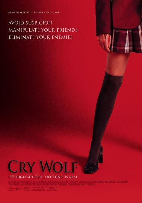 Cry Wolf (2005) directed by Jeff Wadlow • Reviews, film