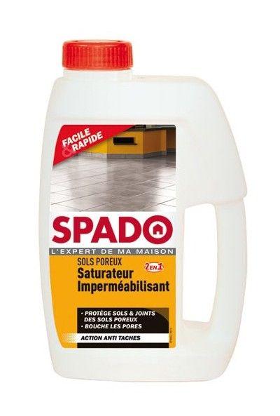 Spado Saturateur Impermeabilisant Sol Poreux 1l