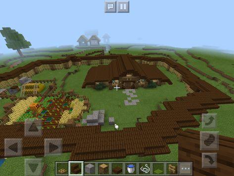 My house I built on creative