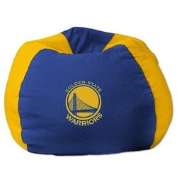 Golden State Warriors Nba Bean Bag Chair Golden State Warriors Bedroom Golden State Warriors Golden State Warriors Gear