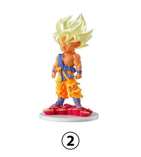 Dragon Ball Z // GT // SUPER Super Saiyan 4 Gogeta Figure High Grade BANDAI HG