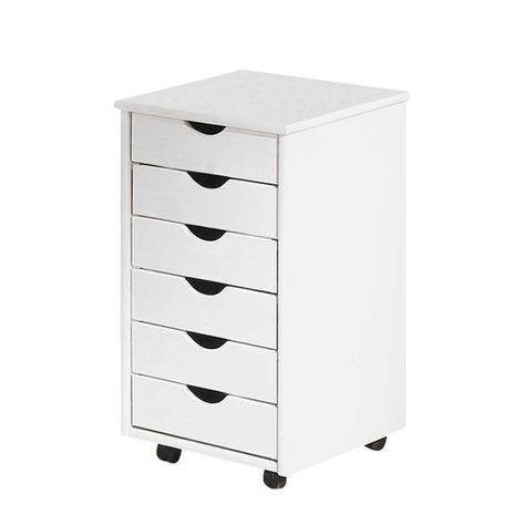 Rollcontainer metall ikea  Office-Rollcontainer Simon | Unbedingt kaufen | Pinterest