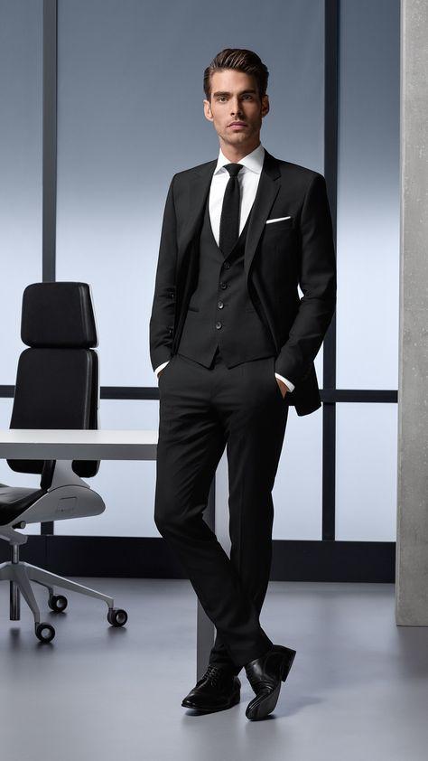 hugo boss business