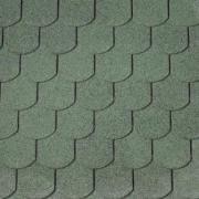 Green #roofing #shingles   Forest Green Felt Roof Tiles.