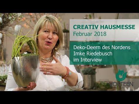 Moin Ostern Imke Riedebusch Im Interview Auf Der Creativ