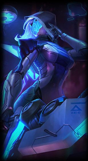 Project Ashe In 2019 League Of Legends League Of Legends