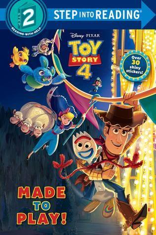 Toy Story 4 Vf Streaming : story, streaming, Play!, (Disney/Pixar, Story, Random, House, Pixar, Toys,, Disney, Storybook,