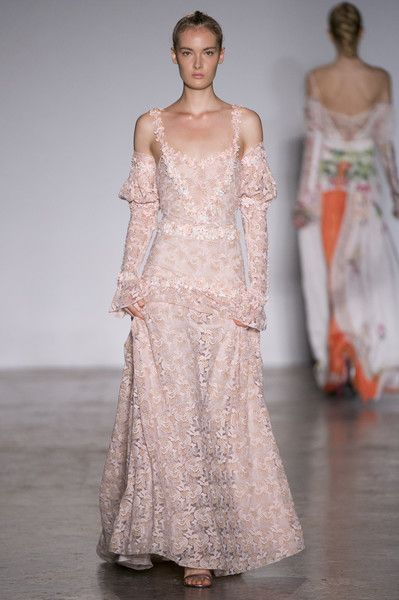 Piccione.Piccione, Spring 2018 - Wedding Dress Inspiration From the Milan Runway - Photos