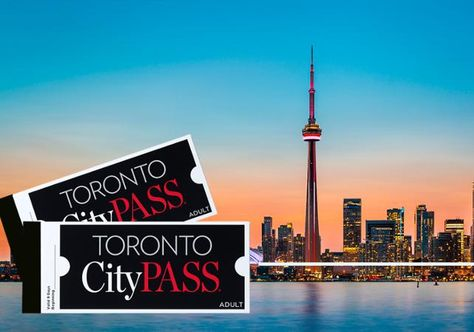 Citypass Toronto Toronto Attractions 5 1 Deal For 62 Per Person City Pass Visit Toronto Toronto City