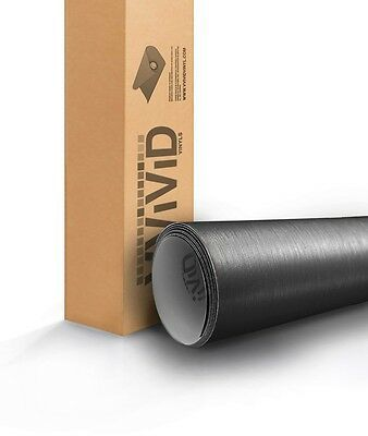 Sponsored Ebay 10ft X 60 Dark Grey Brushed Steel Vinyl Car Wrap Diy Sheet Roll Film 3mil In 2020 Brushed Aluminum Brushed Steel Vinyl