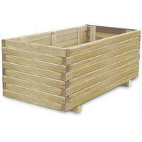 Planters Containers Avec Images Jardiniere En Bois