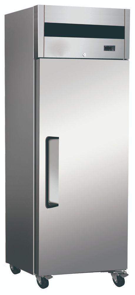 Alpha At28f Commercial 1 Door Top Mount Reach In Freezer Alpha Glass Door Refrigerator Solid Doors Restaurant Equipment