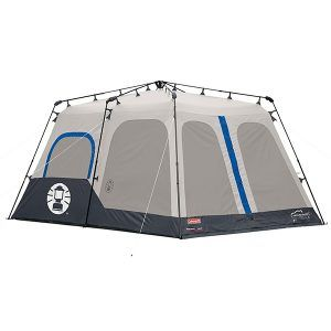 Rent Instant 9 person Two Room Tent