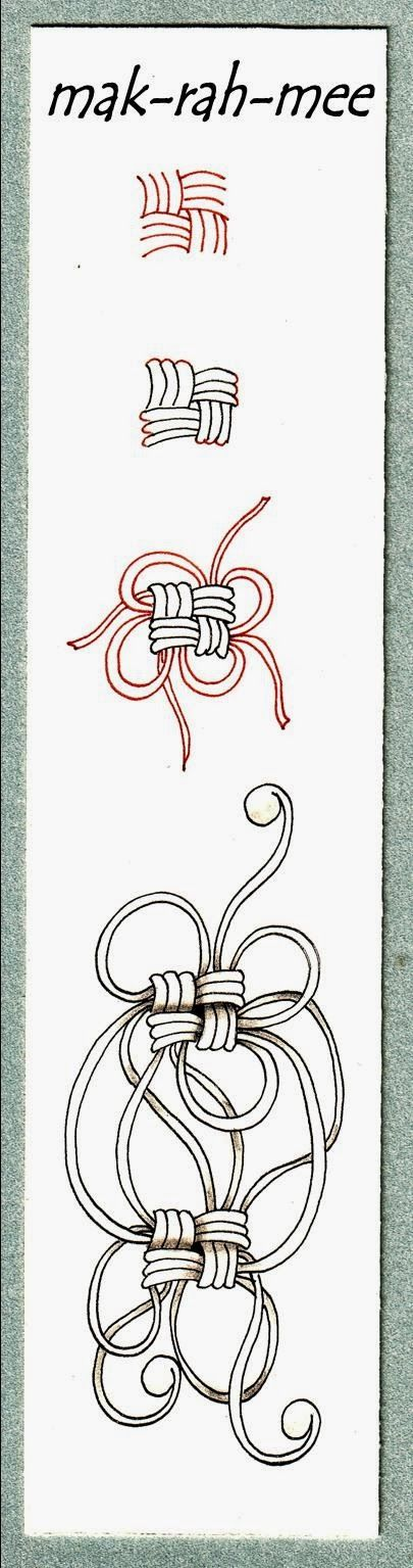 48 Ideas For Drawing Ideas Step By Step Tutorials Zentangle Patterns
