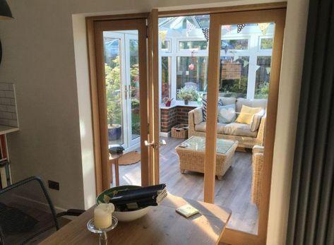 reputable site 00f5f 088bb Inspire 1.8M Internal Bifold flat folding doors - access ...