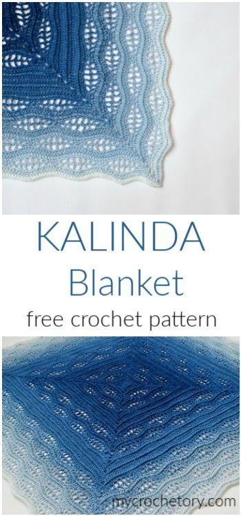 Kalinda Crochet Blanket – MyCrochetory Emi Tameycat Crotchet Lovely mix of complexity and simplicity. Crochet this very impressive and beautiful baby blanket with the addictive and free pattern on my blog. #freepattern #crochet#babyblanket #crochetblanket #howto#th Kalinda Crochet Blanket - MyCrochetory  Emi Lovely mix of complexity and simplicity. Crochet this very impressive and beautiful baby blanket with the addictive and free pattern on my… #Blanket #Crochet #Kalinda #MyCrochetory