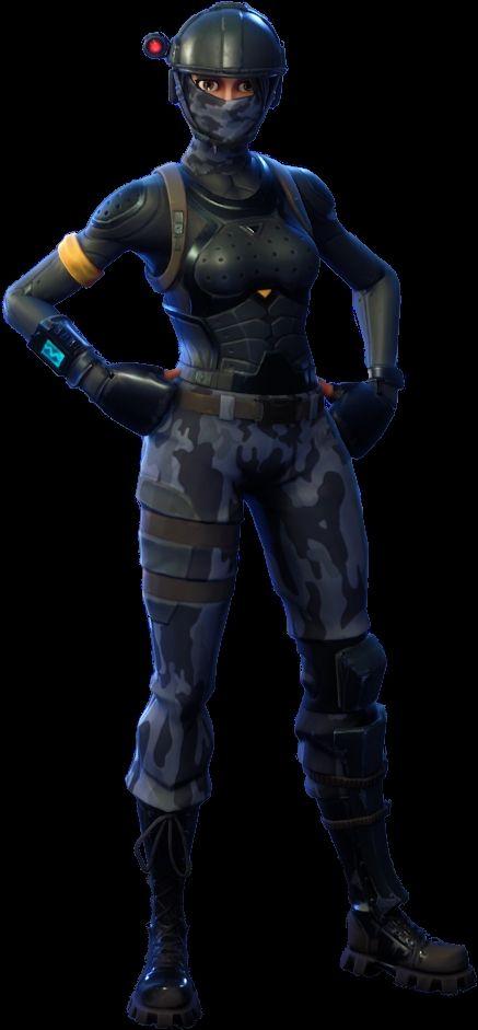 Skin Agent Secret Fille Fortnite Fortnite Elite Agent