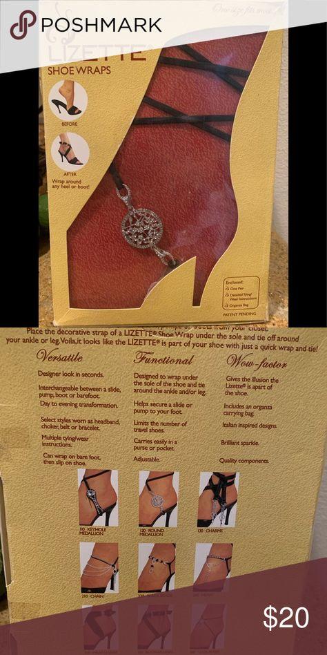 Sexy Shoe Wraps Sexy Shoe Wraps Accessories
