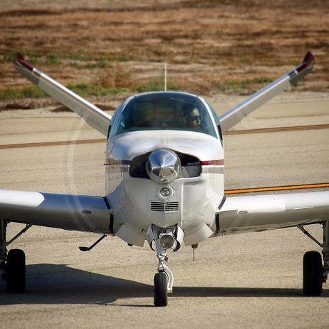 aviation A 1966 Beech #V35 #Bonanza....