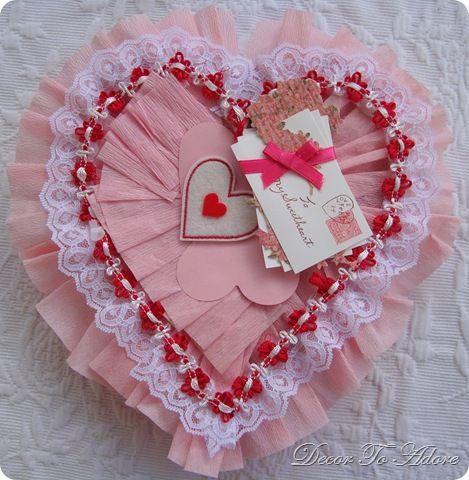 Cute Valentine Crafts | Sweet Valentine | Pinterest | Valentine ...