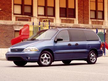Ford Windstar Lx 2001 03