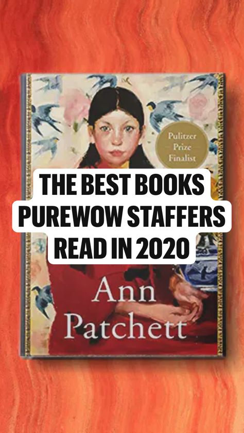 The Best Books PureWow Staffers Read in 2020