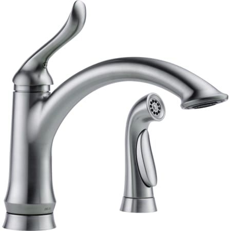 Delta 4453 Dst With Images Kitchen Faucet Stainless Kitchen