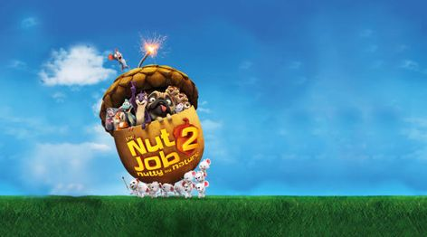 208x320 The Nut Job 2: Nutty By Nature Movie Poster 208x320 Resolution Wallpaper, HD Movies 4K Wallpapers, Images, Photos and Background