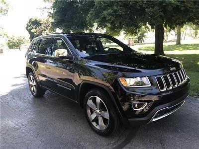 Ebay Grand Cherokee Limited 15 Jeep Grand Cherokee Limited 4x4