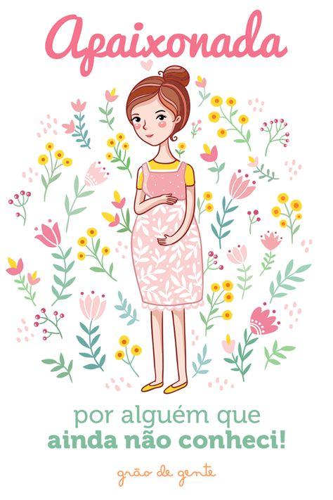 A Construcao De Um Amor Inabalavel Gravidez Maternidade Baby