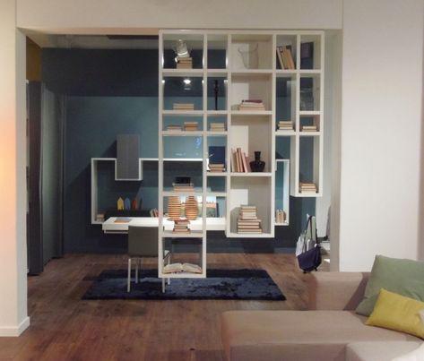 Dividere la cucina dal soggiorno | Home Office Space Inspo ...
