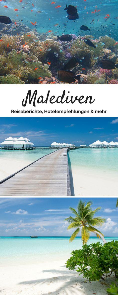 Malediven - Hotels, Reiseberichte, Schorcheltipps und