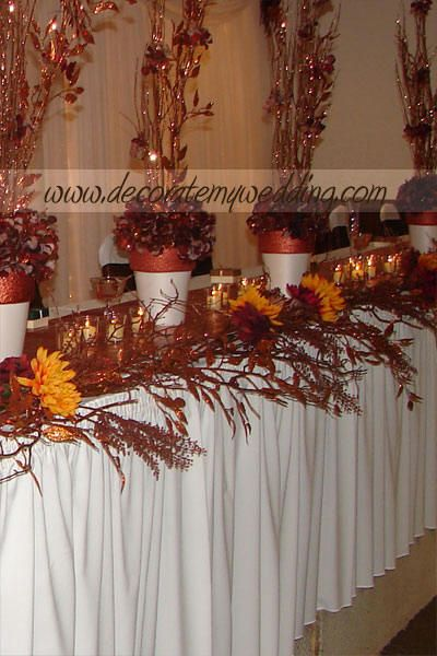 Wedding Decoration Ideas Planning Reception Decorations Centerpieces Backdrops Head Table Ceiling Canopi