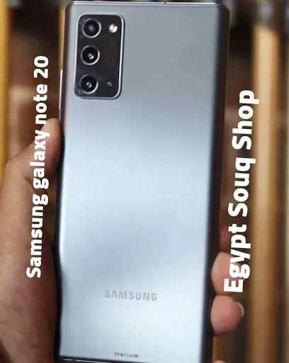مواصفات هاتف سامسونج جلاكسي نوت ٢٠ Samsung Galaxy Note 20 Smartphone Galaxy Galaxy Note Samsung Galaxy Note