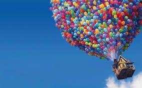 Bilgisayar Duvar Kagitlari Up Pixar Disney Up Balonlar