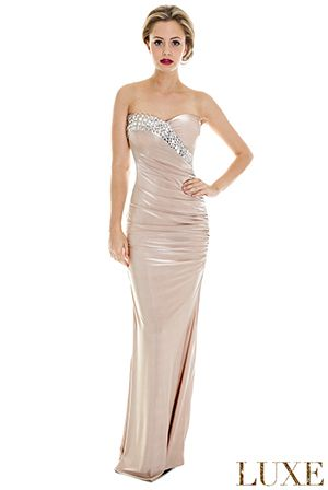 b9700758ed Diamante Glam Maxi Dress  citygoddess  shine  holiday