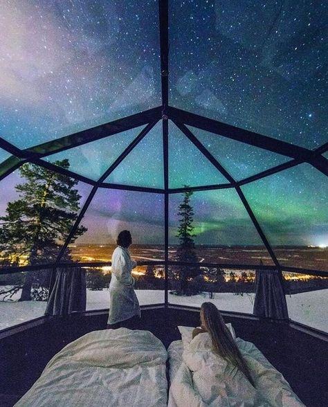 Glass Igloos Hotel Resort in Finnland – Vacation Spots Vacation Places, Dream Vacations, Vacation Spots, Beach Vacations, Beach Hotels, Glass Igloo Hotel, Finland Travel, Beautiful Places To Travel, Beautiful Hotels