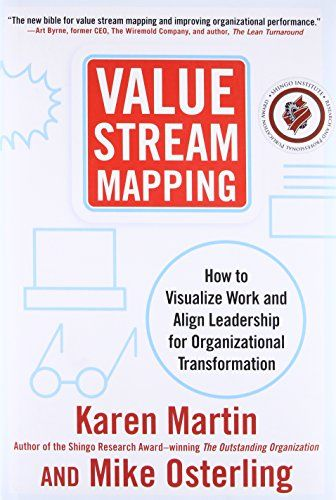Value Stream Mapping: How to Visualize Work and Align Leadership for