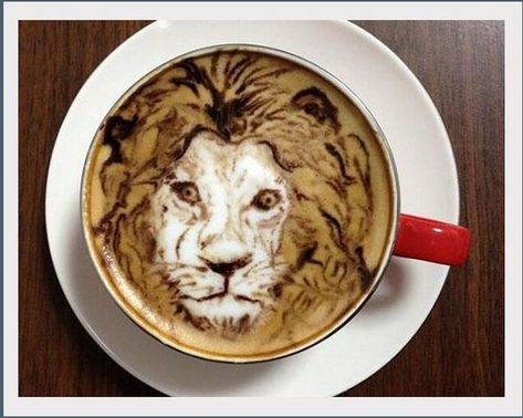 50+ World's Best Latte Art Designs by Creative Artists (Images)