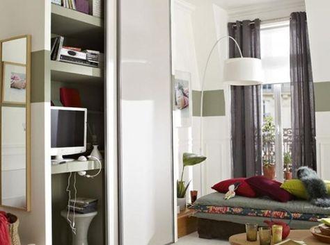 Cloison amovible qui permet du0027aménager des petits espaces
