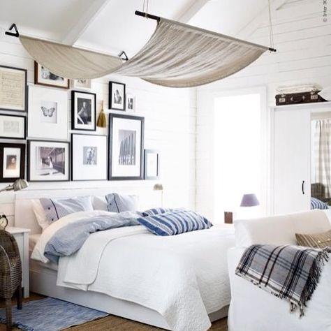 12 best images about Schlafzimmer Ideen on Pinterest Navy walls - schlafzimmer landhausstil ikea