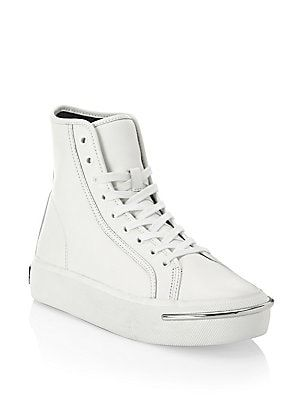alexander wang high top sneakers