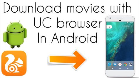 how to download movies using uc browser