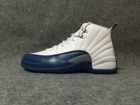 462ff9c25729c7 Popular Air Jordan 12 French Blue 2018 - Mysecretshoes